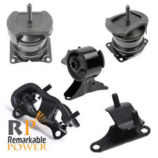 Engine Motor and Auto Trans Mounts set for 2002 03 04 05 06 Nissan Altima 2.5L