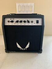 Dean M-10 Electric Guitar Amplifier. Practice amp, black.