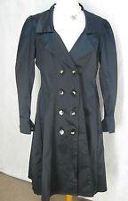 Size 10-12 (size 3) Breathless designer trench coat