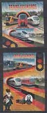 Z452. Burundi - MNH - 2012 - Transport - Trains - Germany