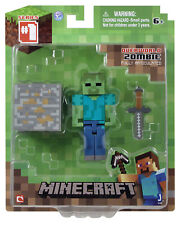 Artikuliert Brandneu in Minecraft Overworld Villager Blacksmith 7.6cm Figur