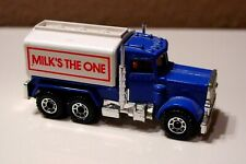 Peterbilt Milk Transporter  Matchbox
