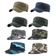Damen Herren Atlantis Cuba Cap Uniform Cap Kappe Mütze Militär Army Kuba Hut