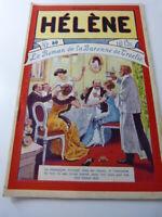 HELENE N°50 le roman de la baronne de Troclie , 26 septembre  1913 (cboi06)