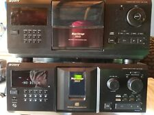 Sony CDP-CX200 ONLY Cd Player 200 Disc Changer Tested Working