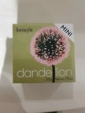 Benefit Blush Mini Dandelion 3.5gr NEW