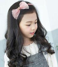 Adorable Cute Pink Bow Headband Hair Accessory Girls big pretty head band girl