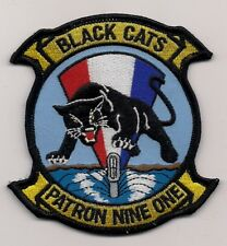 USN VP-91 BLACK CATS patch MARITIME PATROL SQUADRON