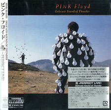 PINK FLOYD, DELICATE SOUND OF THUNDER, JAPAN 2 CD MHCP 686-7 MINI-LP SET (NEW)