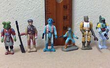 Star Wars Micro Machines Boba Fett Ishi Tib Leia Boushn Bossk Traudoshan Greedo