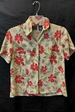 Laura Scott Women's Long Sleeve Button Up Shirt Size 4P