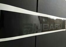 Subaru Impreza WRX STI Windshield Decals Cars Stickers Sun Visor Strip Banners