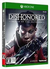 XBOX ONE Dishonored: Death of the Outsider [NEW] Japan Import Xboxone