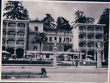 VERA FOTO STRESA VERBANIA GRAND HOTEL BRISTOL ANNI '50 13-30