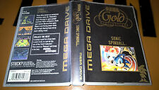 ## SEGA Mega Drive - Sonic Spinball Gold Collection - TOP / MD Spiel ##