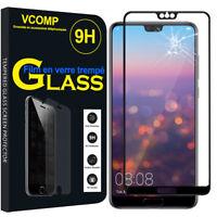 Vitre Film Verre Trempe Protecteur Protection Seri Huawei P8/P9/P10/P20/Lite/Pro