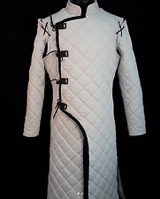 Medieval Cotton Padded Armor Gambeson Sca Larp With Express Shipping