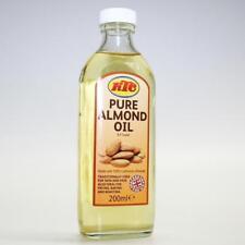 2 X KTC   Almond Oil   1 x 200ml