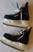 Pre-owned Bauer Charger DD J 9 94 Ice Hockey Skates Sports Equipment     C1