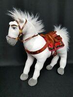 Disney Store Plush MAXIMUS the Horse from TANGLED Rapunzel Stuffed Plush Animal