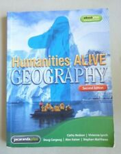 Humanities Alive GEOGRAPHY 1 Second Edition 2010 Textbook eBookplus