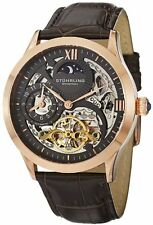 Stuhrling Original Men's 571 3345K54 Classic Winchester Automatic Rosetone Watch