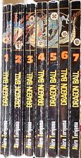 LOTTO DRAGON BALL NEW STAR COMICS SEQUENZA 1-7 2002
