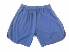 GENTS USA DARK BLUE LARGE SWEAT SHORTS MENS DEFECT