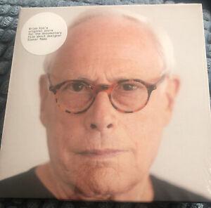 Brian Eno - Rams: Original Soundtrack Album New Sealed Digipak Cd Free Post U.K.