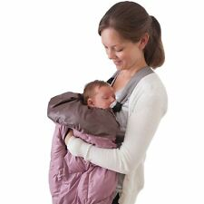 7AM Enfant Cygnet: 3-in-1 Cover for the Baby Carrier Car-Seat and Stroller Lilac