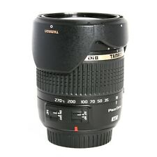 Tamron 18-270mm Canon EF-S fit. Boxed complete