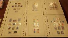 Año completo sellos de España 1996 + básica del rey 93/95