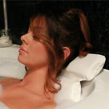 Luxury Waterproof Home Spa Bath Pillow Non-Slip Comfort Bath Cushion | M&W