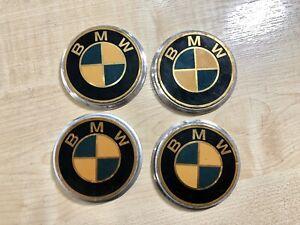 Original Vintage Center Caps BMW