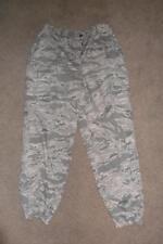 Military ABU 14R USAF Womens Utility Trousers Tiger Strip Camo Cargo 31x29  #157