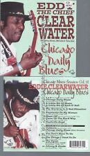 CD--EDDY CLEARWATER--CHICAGO DAILY BLUES