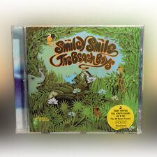 The Beach Boys - Smiley Smile/Wild Honey - music cd album
