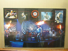 Red Hot Chili peppers rock n roll original 1992 Vintage Poster 1404