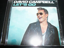 David Campbell Let's Go CD - Like New