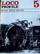 Loco Profile n°5 BRITISH SINGLE - DRIVERS