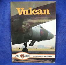 Avro Vulcan B Mk 2/Mk 2K Aeroguide 6 Aviation Air Force History Book Military