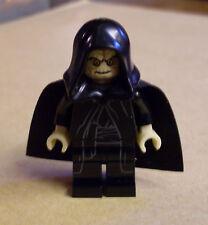 Lego Star Wars Imperator Emperor Palpatine Figur graue Hände und Gesicht Neu