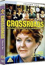Crossroads Volume 2 Dvd Noele Gordon Brand New & Factory Sealed
