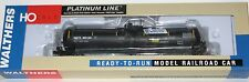 Walther Platinum NATX Trinity 30,145 Gal. Tank Car 302182~New Old Stock~HO Scale