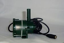 DC POWERED SUBMERSIBLE REPLACEMENT WATER FOUNTAIN PUMP W FEMALE BARREL PLUG END