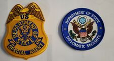 U.S. DEPARTMENT OF STATE, DIPLOMATIC SECURITY SERVICE PATCH SET