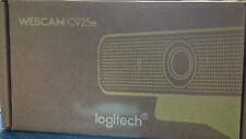 Logitech C925e HD Webcam NEU OVP Web Konferenz Cam für Home Office
