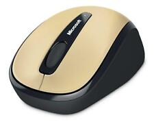 Microsoft Mobile Mouse 3500 - Gold