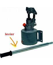 Levier de pompe hydraulique manuelle - rond remorque
