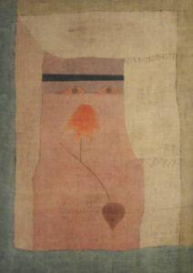 Paul Klee - Arab Song - HUGE A1 size 59.4x84cm Canvas Art Print Poster Unframed